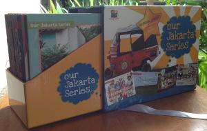 Our Jakarta Series bilingual box set