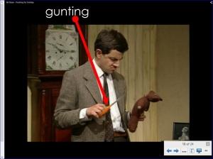 gunting